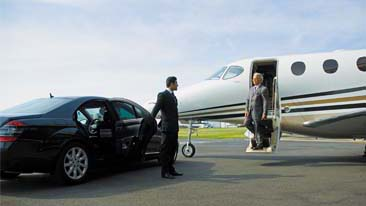 Airport Transfers to Sheffield - 8 Seater Airport Taxi